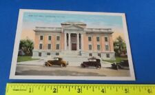 Postcard(s) KY - New City Hall, Lexington Kentucky
