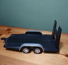 Maisto 1/24 Scale Model Car Trailer Transporter VGC
