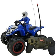 Remote Radio Control ATV Four 4 Wheeler Quad Bike Toy Kids Boy Girl Gift New