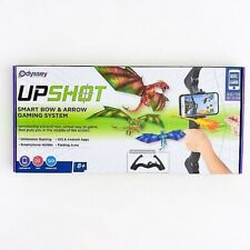Odyssey Upshot Smartphone Bow & Arrow Virtual Archery IOS Android Gaming System