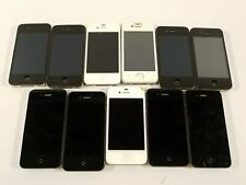 Bundle of Untested Apple iPhone A1387 4s, AS-IS for Parts Only - LOT