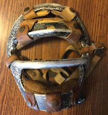 VINTAGE BASEBALL CATCHERS MASK WILSON OLD COLLECTIBLE SPORTS EQUIPMENT AUTHENTIC
