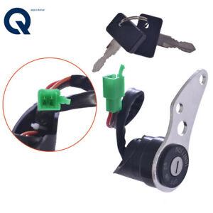 For Suzuki DRZ400 S 2000-2019 DRZ400 SM 2005-2009 Ignition Switch Keys New