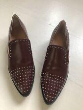 Sigerson Morrison Studded Loafer 39 US 8,5