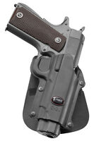 FOBUS CONCEAL CARRY PADDLE TATICAL HOLSTER FOR COLT 1911 GUN PISTOL S&W 945 KAHR