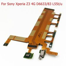 Power On OFF Volume Mic Proximity Sensor Flex Cable For Sony Z3 D6633/83 L55t/u