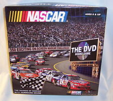 NASCAR The DVD Board Game 350 On-Screen Challenge 2 Tracks 5.1 Surround 2005 SBG