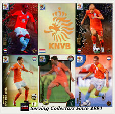 *2010 Panini South Africa World Cup Soccer Cards Team Set Nederland (9)