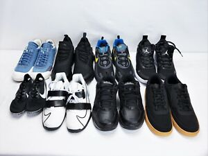 Lot of 8 In Box Never Used Assorted Men's Nike Shoes in Various Sizes -BBR1592