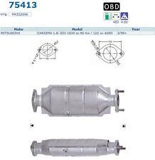 Pot catalytique Mitsubishi Carisma 1.8i GDI 1834cc 122cv 4G93 3/99> OFFRE USINE