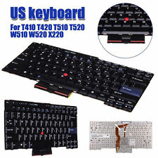 Keyboard Repalcement For Lenovo ThinkPad T410 T420 T510 T520 W510 W520 X220 New