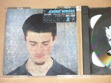 2 CD / JEROME MINIERE / LA NUIT ECLAIRE LE JOUR QUI SUIT / TRES BON ETAT