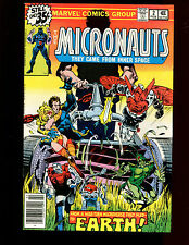 MICRONAUTS LOT (6.0-9.2)(FN TO NM-)46 ISSUES-MARVEL(sr008)