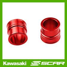 ENTRETOISE DE ROUE AVANT KAWASAKI KX KXF 125 250 450 KX125 KX250 KX250F KX450F
