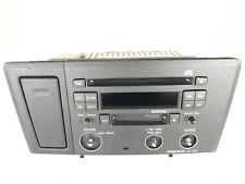 2001-2005 Volvo 70 Series S60 OEM Radio AM FM CD Cassette 86511531 HU613 NO KNOB