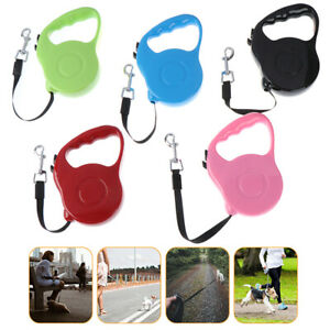 Dog Leash Automatic Retractable Walking Lead Pet Extending Traction Rope_ZJ