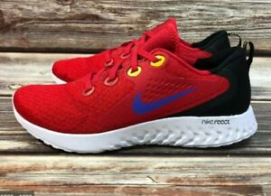Nike Men's Legend React  Running Shoes Trainers AA1625  601 UK 7.5