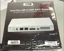 Onto Datatale 1TB (512GBx 2)  2.5in HDD RAID System Firewire 800, USB, eSATA