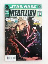 Star Wars Rebellion #10,2007 Dark Horse Comics. Very Fine + Condition