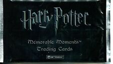 Harry Potter Memorable Moments Series 1 Factory Sealed Hobby Packet / Pack