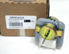 WR60X203 GE Evaporator Freezer Fan Motor for AP2071899 PS304745