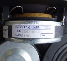ScanSpeak 13M/8640 und andere Mitteltöner Reparaturservice repair service
