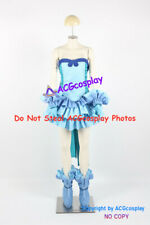 Mermaid Melody Hanon Hosho cosplay costume incl beads chains and boots covers
