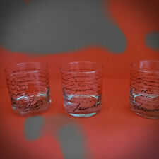 Founding Fathers Whiskey Glasses FREE SHIPPING