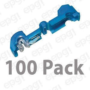 3M T-TAP BLUE 16-14 GAUGE #3M605-100PK