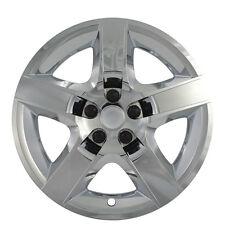 """1pc Chevy HHR 17"""" CHROME 5 Spoke Easy On Hub Cap Rim for Steel Wheel Skin Cover"""