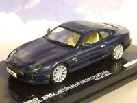 SUPERB VITESSE DIECAST 1/43 1992 ASTON MARTIN DB7 VANTAGE IN MENDIP BLUE 20652