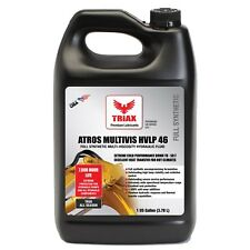 Triax Atros Multivis Hvlp 46 Full Synthetic Hydraulic Oil 1 Gallon
