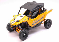 Yamaha Yxz1000 Atv 2016 Yellow 1:18 Model 57813Y NEW RAY