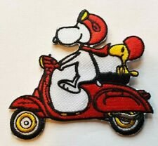 VESPA SNOOPY  PATCH (MBP 266)