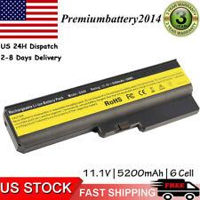 For Lenovo G430 G450 G530 G550 G555 Battery L08S6Y02 42T4725 laptop fast ship