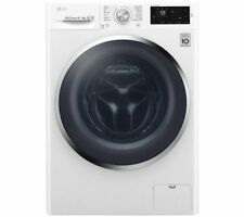 LG F4J6AM2W NFC 8 kg Washer Dryer - White - Currys