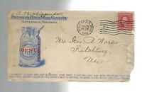 1915 Pillsbury Flour Mills Illustrated ADvertising Cover Minneapolis MN USA