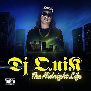 DJ Quik - Midnight Life [New CD] Explicit