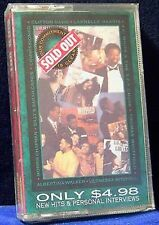 Sold Out Our Commitment Is Clear 11 track 1991 CASSETTE TAPE NEW!!