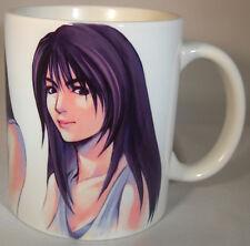 Final Fantasy VIII FF8 Rinoa Heartilly - Coffee Mug - Cup
