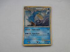 Carte Pokemon Léviator HGSS 130 pv holo !!!