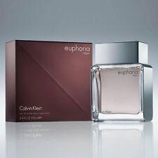 CK Euphoria by Calvin Klein 3.3 / 3.4 oz EDT  *MEN'S COLOGNE* New In Box *sealed