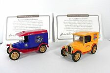 Matchbox Collectible Brewary Cars-NORTH COAST & SUN VALLEY Brewing Company-1996