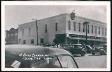 MEXIA TX TEXAS Busy Street Scott 5 & 10 Store Vtg RPPC