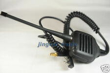 Speaker Mic for KENWOOD PUXING WEIERWEI WOUXUN BAOFENG radio with Antenna