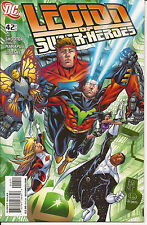 Legion Of Super-Heroes # 42 * Near Mint *