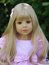 Masterpiece Dolls - Amber, Blonde by Monika Levenig