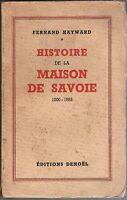 1941 -. Storia – casa Savoia
