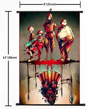 Anime Hunter X Hunter Killua Zoldyck Family home decor Wall Scroll Poster 2478
