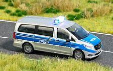 BUSCH HO 5597 Mercedes V Klasse Polizei #NEU in OVP#